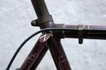 Bicicleta clásica de carretera 004