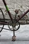 Bicicleta clásica de carretera 034