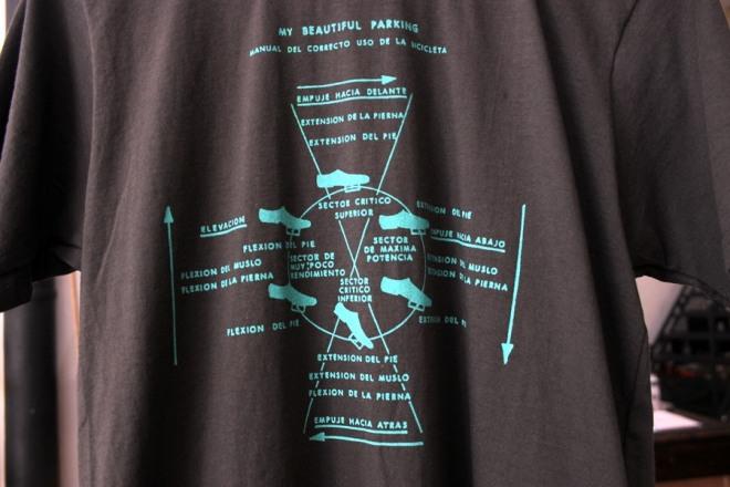 camiseta concurso