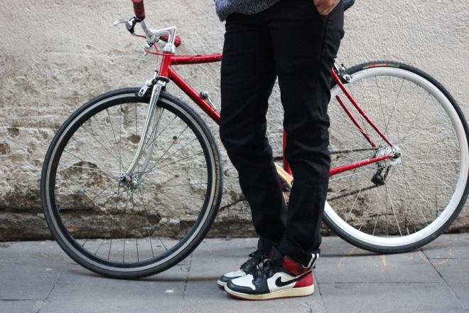 Levis commuter en mbp