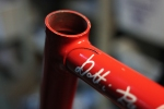 restaurando una bici de pista
